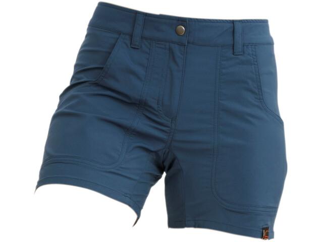 Wild Country Mission Shorts Dames, dark denim